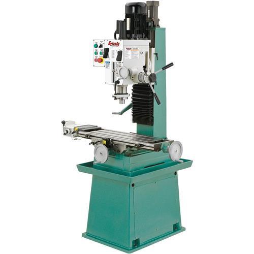 charter oak milling machine